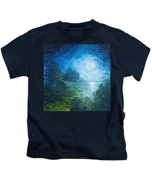 River Moon Kids T-Shirt