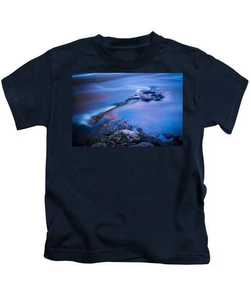 Rocks And Water Kids T-Shirt