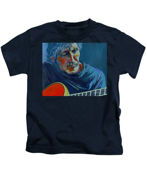 Roger Waters. Do You Think You Can Tell  Kids T-Shirt