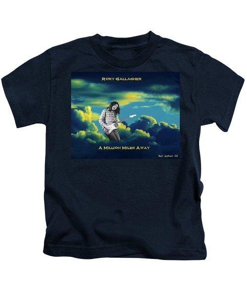 Million Miles Away Kids T-Shirt