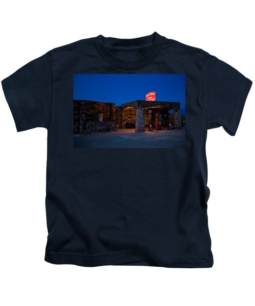 Route 66 Outpost Arizona Kids T-Shirt