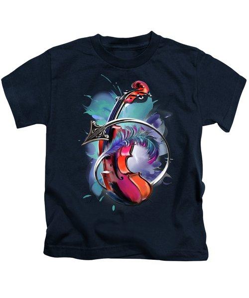 Sagittarius Kids T-Shirt