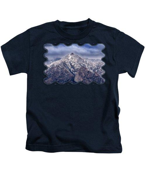 Samaniego Snow H58 Kids T-Shirt