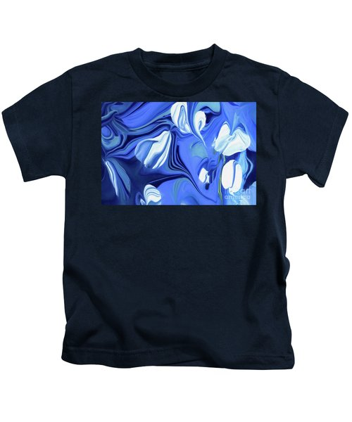 Sapphire Dreams Kids T-Shirt