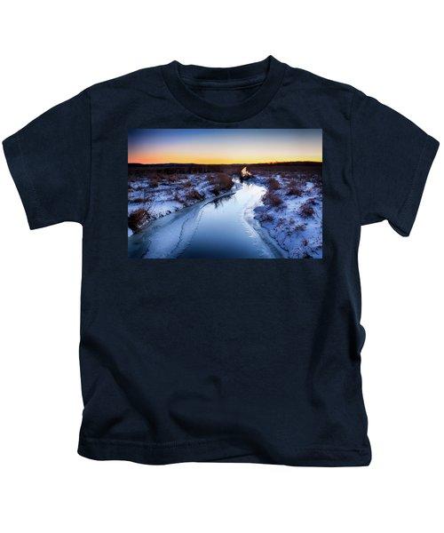Scuppernong  Kids T-Shirt
