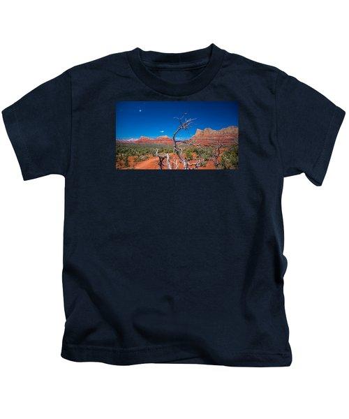 Sedona Blue Kids T-Shirt