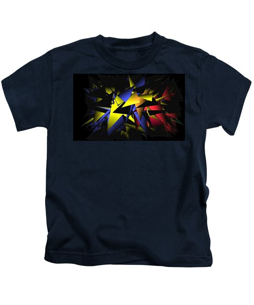 Shattering World Kids T-Shirt