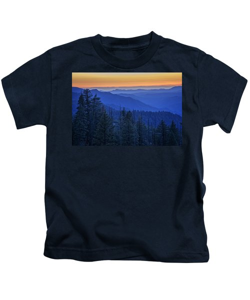 Sierra Fire Kids T-Shirt