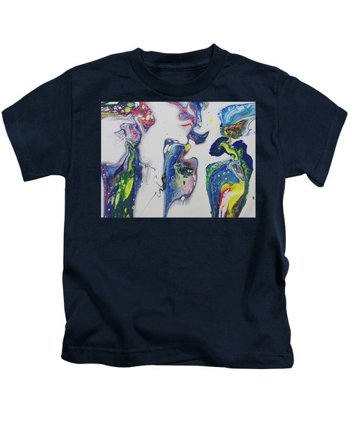Sirens Of The Seas Kids T-Shirt