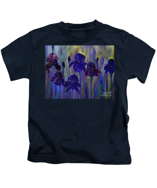 Six Siberians Kids T-Shirt