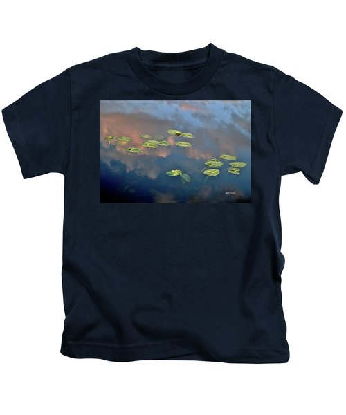 Sky Meets Water Kids T-Shirt