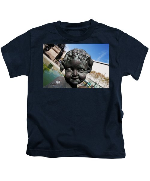 Smiling Cherub Kids T-Shirt