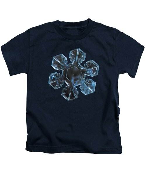 Snowflake Photo - The Core 2 Kids T-Shirt