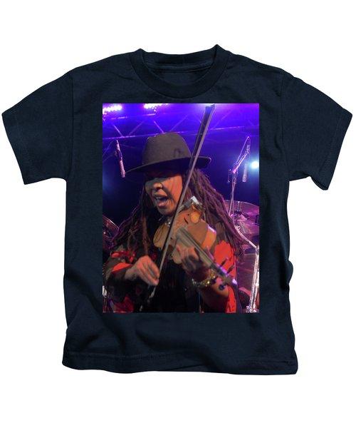Karen Briggs - Soulchestral Groove Kids T-Shirt