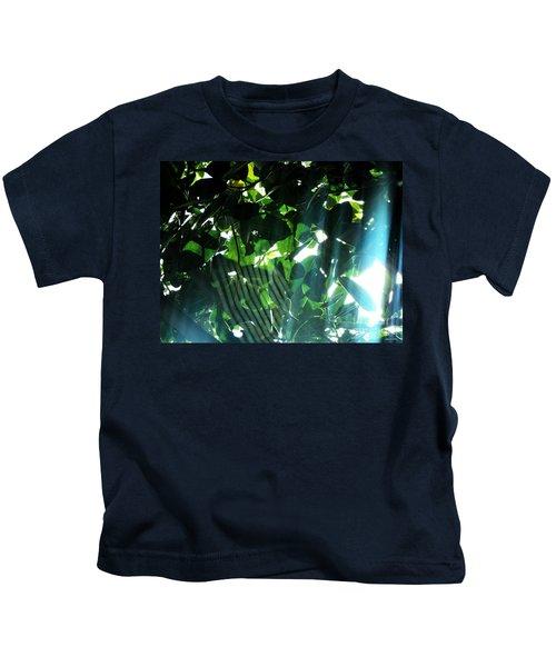 Spider Phenomena Kids T-Shirt