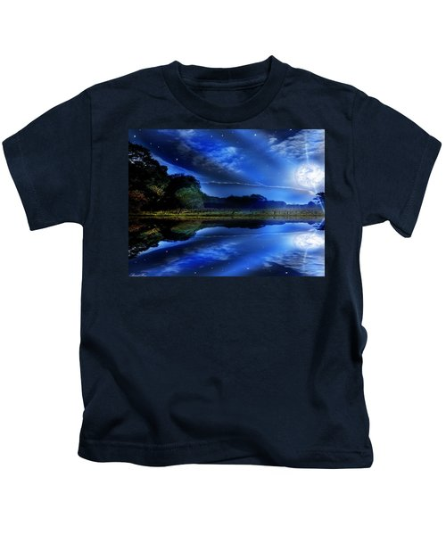 Shot In The Dark Kids T-Shirt