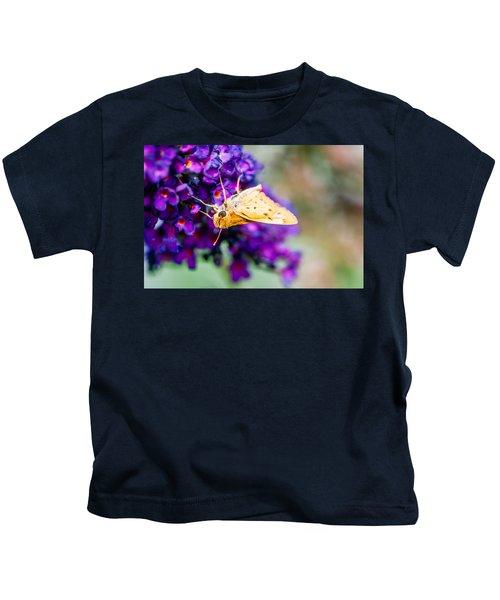 Spring Moth Kids T-Shirt