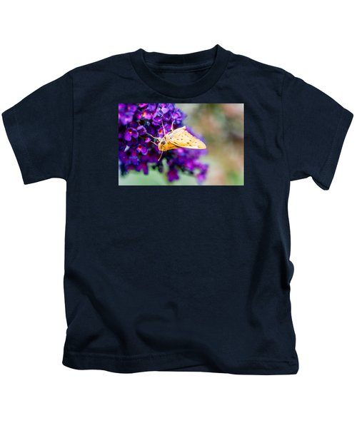 Spring Moth Kids T-Shirt