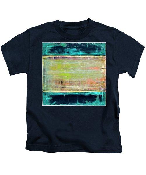 Art Print Square3 Kids T-Shirt