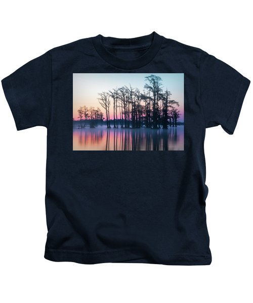 St. Patrick's Day Sunrise Kids T-Shirt