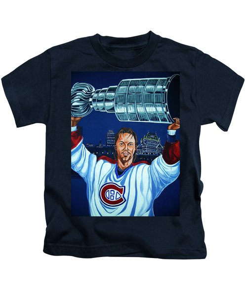 Stanley Cup - Champion Kids T-Shirt