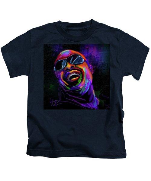 Stevie Wonder Kids T-Shirt