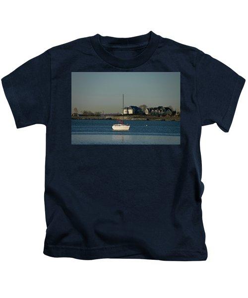 Still Boat Kids T-Shirt