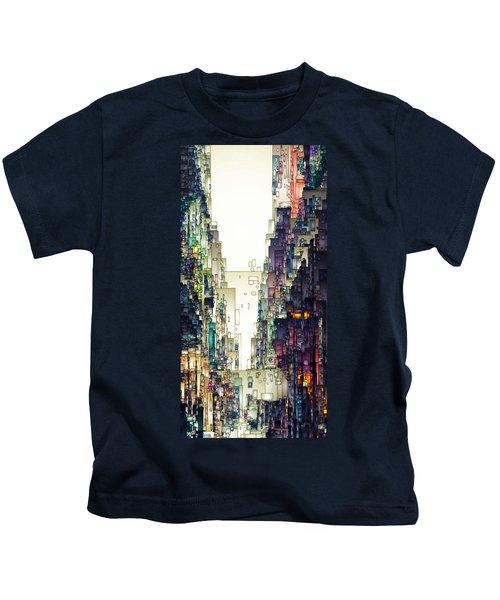 Streetscape 1 Kids T-Shirt
