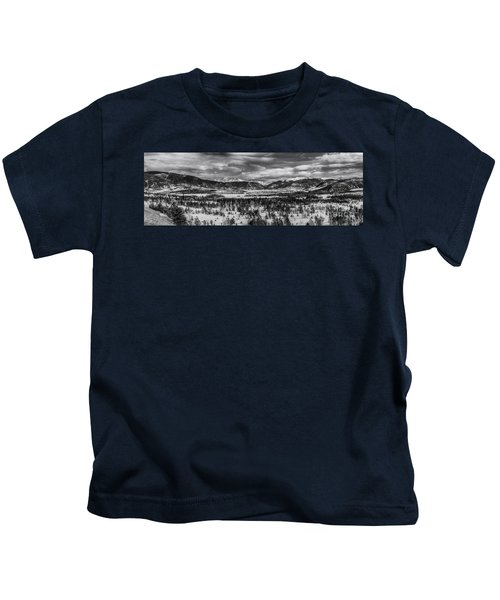 Summit County  Kids T-Shirt