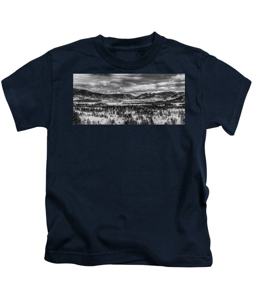 Summit County  Kids T-Shirt