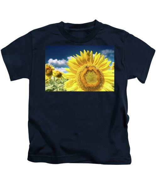 Sunflower Dreams Kids T-Shirt