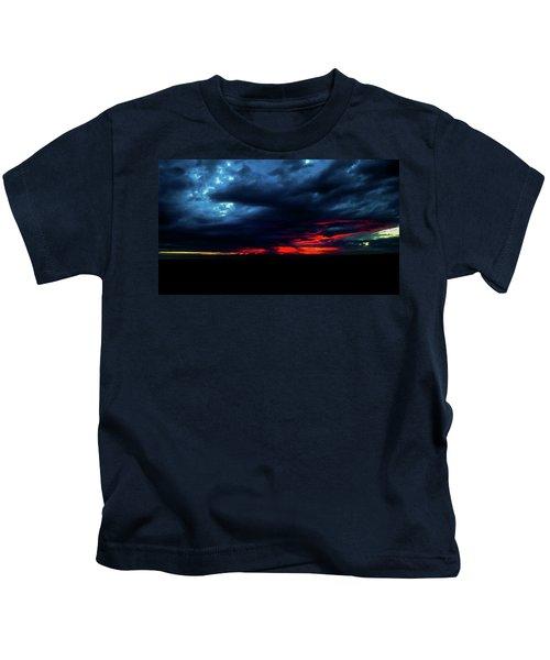 Sunset #10 Kids T-Shirt