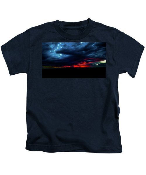 Sunset #10 Kids T-Shirt