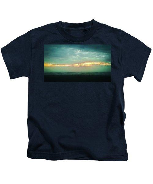 Sunset #4 Kids T-Shirt