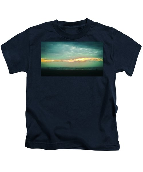 Sunset #4 Kids T-Shirt