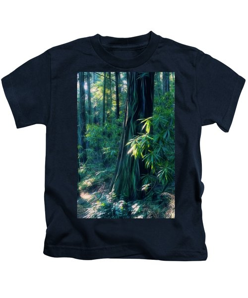 Sunshine In The Forest Kids T-Shirt