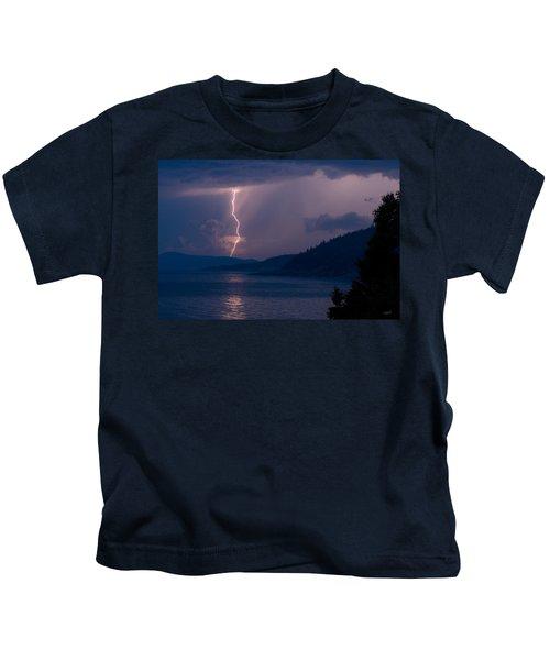 Superior Lightning     Kids T-Shirt