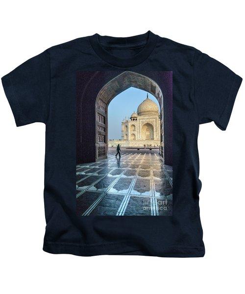 Taj Mahal 01 Kids T-Shirt