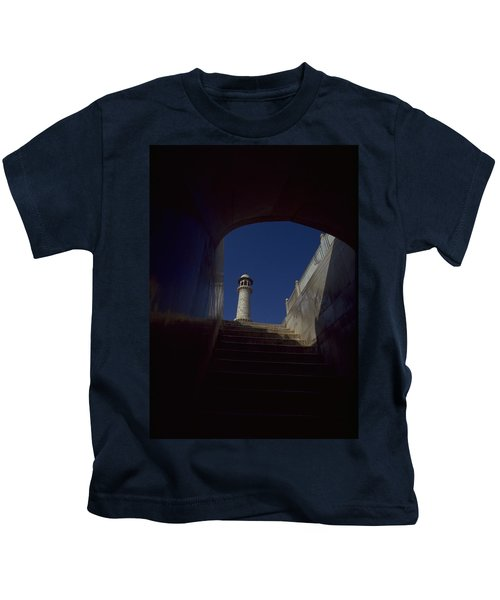 Taj Mahal Detail Kids T-Shirt