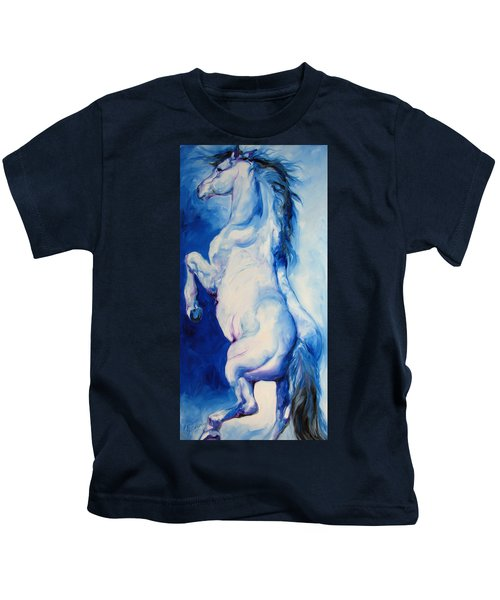 The Blue Roan Kids T-Shirt