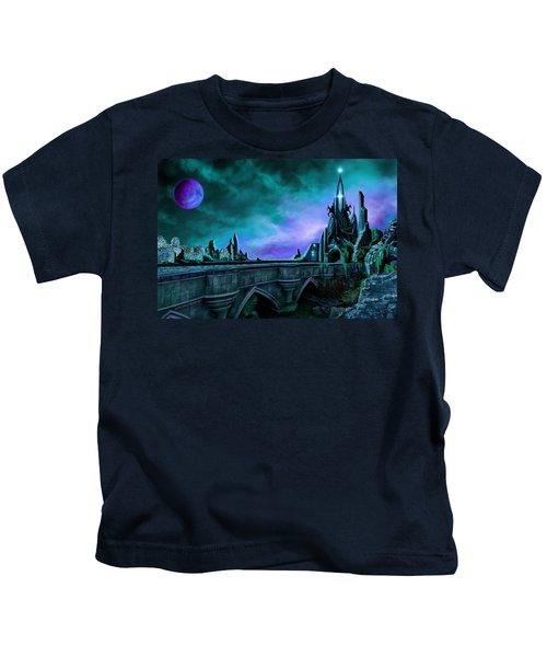 The Crystal Palace - Nightwish Kids T-Shirt