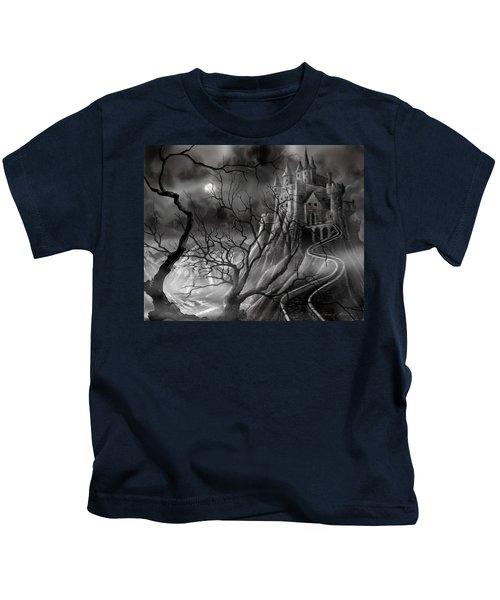 The Dark Castle Kids T-Shirt