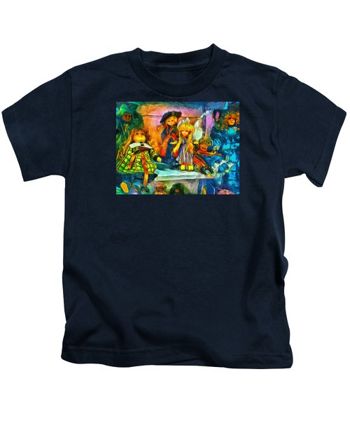 The Dolls Kids T-Shirt
