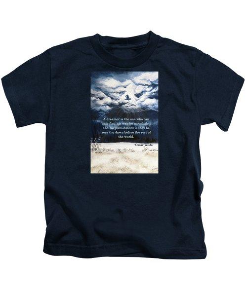 The Dreamer Kids T-Shirt