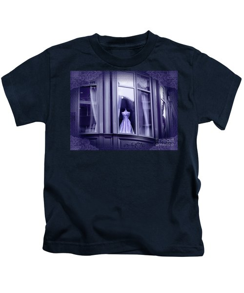 The Fading Scent Of Lavender Kids T-Shirt