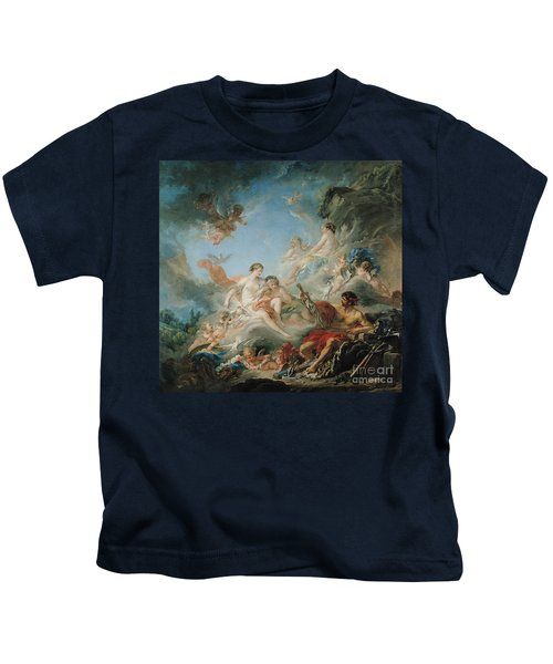 The Forge Of Vulcan Kids T-Shirt