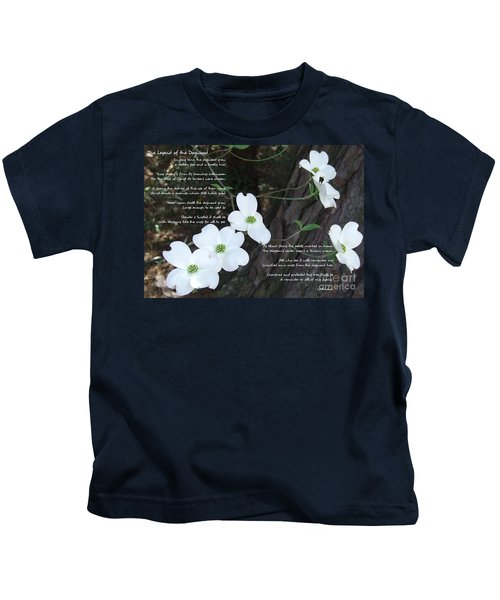 The Legend Of The Dogwood Kids T-Shirt