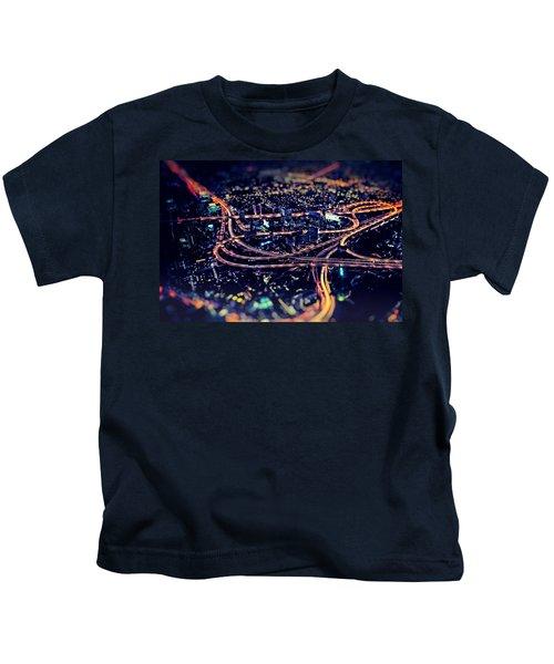 The Light Curves Kids T-Shirt