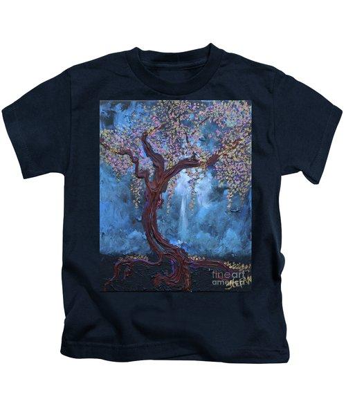 The Light Sustains Me Kids T-Shirt