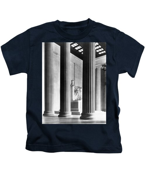 The Lincoln Memorial Kids T-Shirt